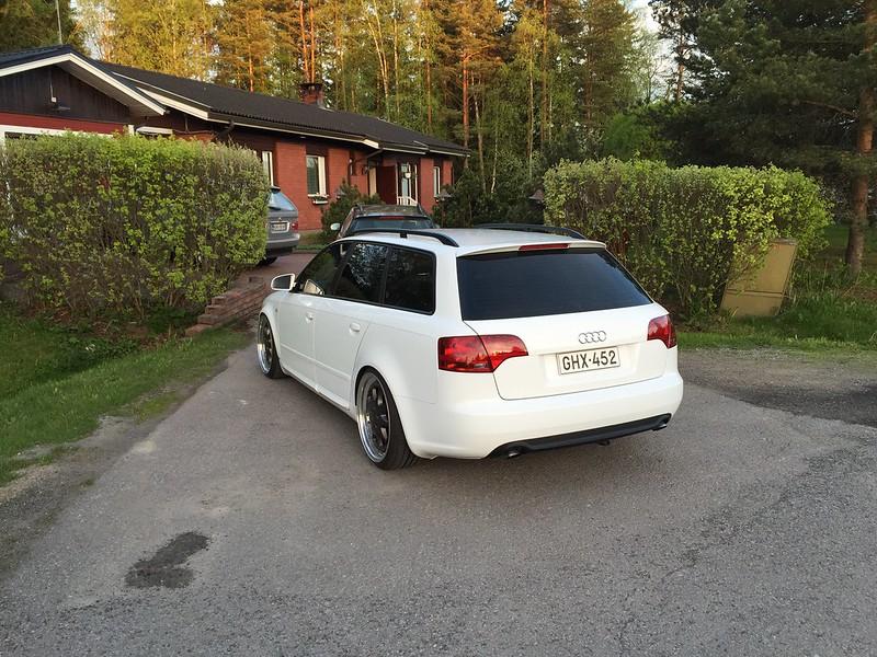 Zoml: Audi A4 B7 Avant //Mätäs Crew 17472038663_2694012457_c