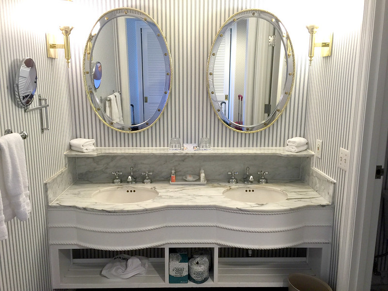 Disney's Yacht Club Bathroom Vanity