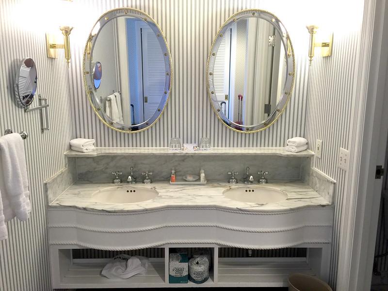 Disney's Yacht Club Bathroom Vanity