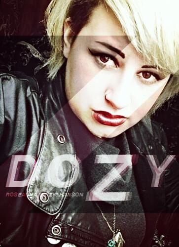 Dozy Mock Poster
