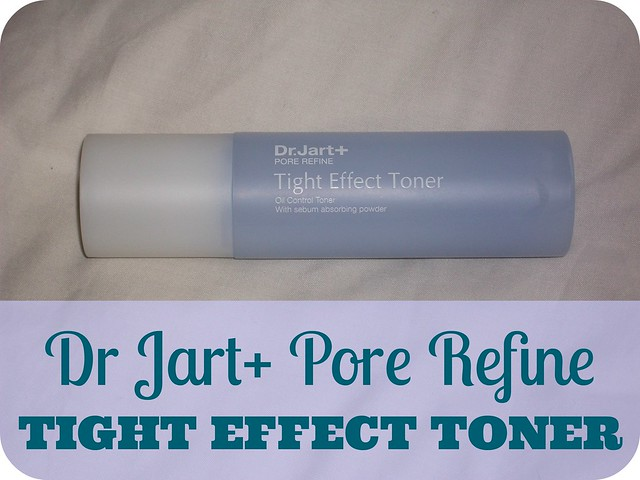 Dr Jart Pore Refine Toner Review