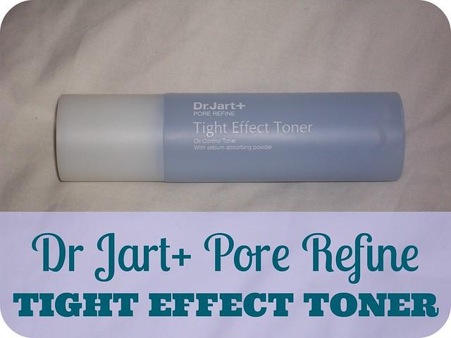 Dr Jart Pore Refine Toner Review