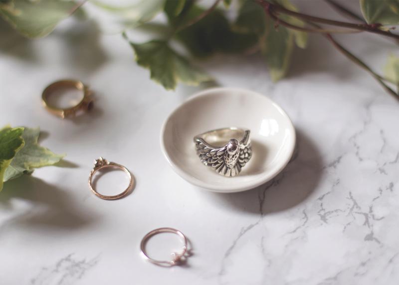 Stephen Einhorn Phoenix Ring, Bumpkin Betty