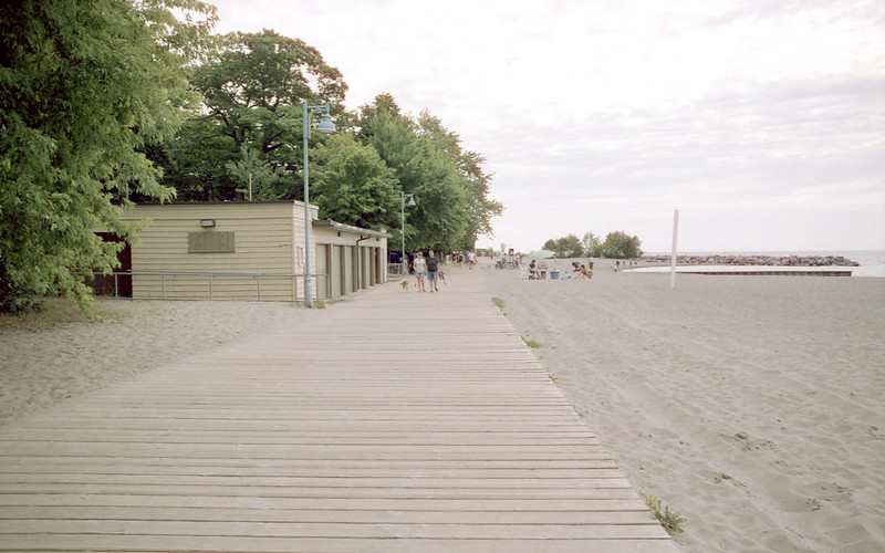 Eastern Boardwalk on a Sunday Morning_