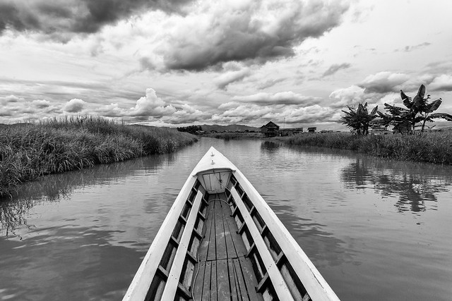 Exploring Inle Lake - Myanmar