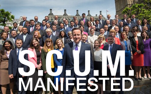 SCUM Manifested