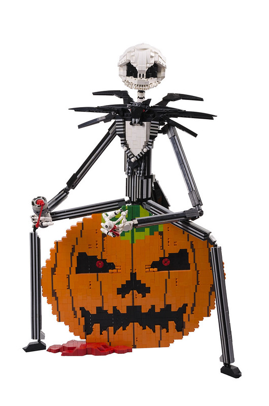 Lego Jack The Pumpkin King