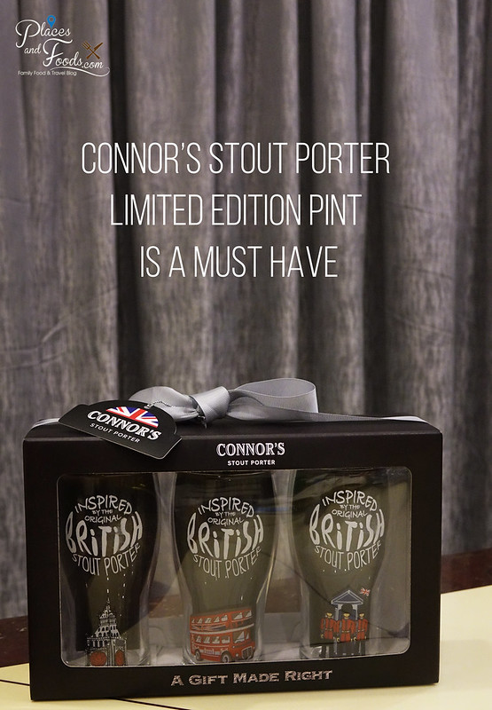 connors stout porter british