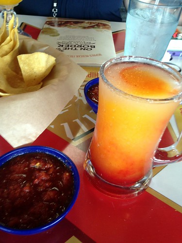 Book Club at On the Border