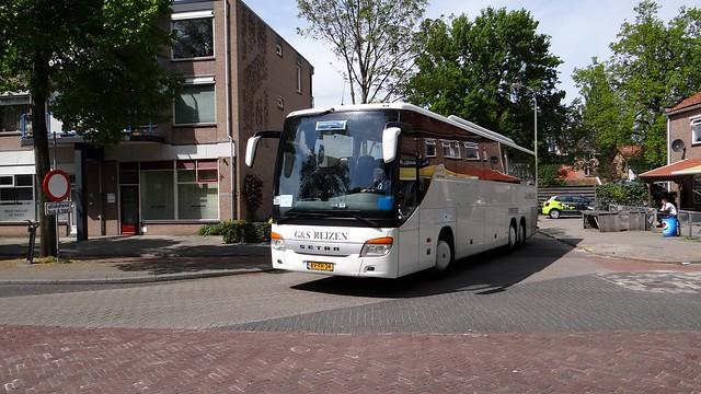 Harderwijk, G & S Reizen Setra