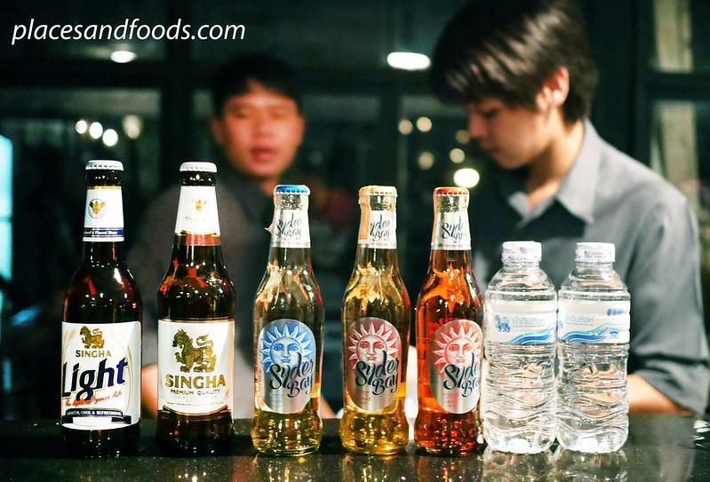 casio thailand gshock event singha beer