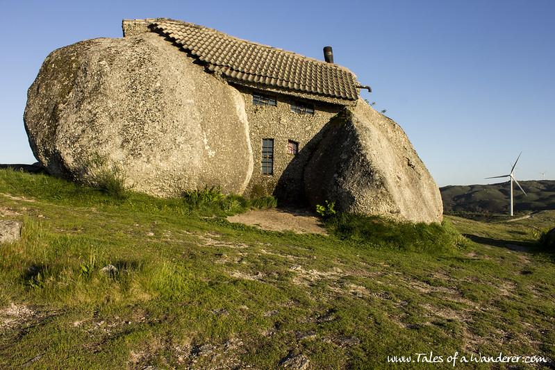FAFE - Serra do Fafe / Casa do Penedo