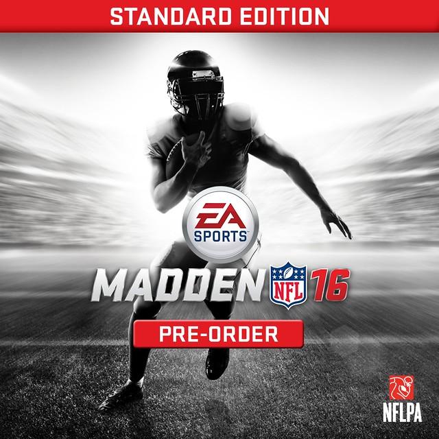 Madden NFL 15 Standard Edition Pre-order
