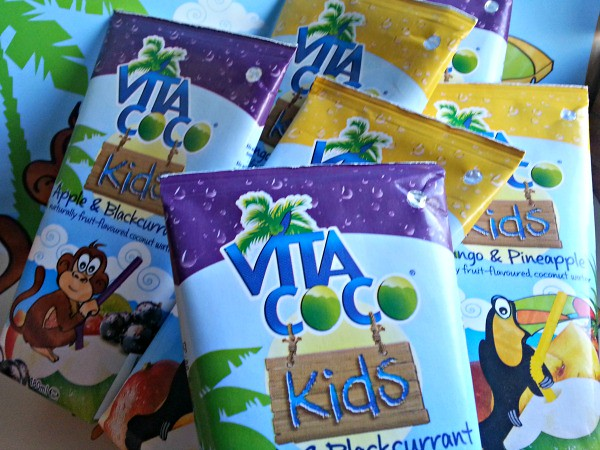 Vita Coco Kids drinks