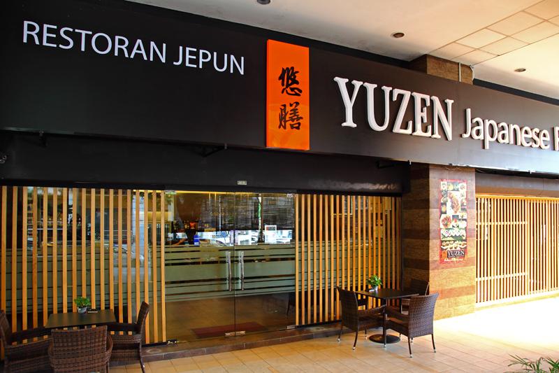 Yuzen-Japanese-Restaurant-Damansara-Perdana