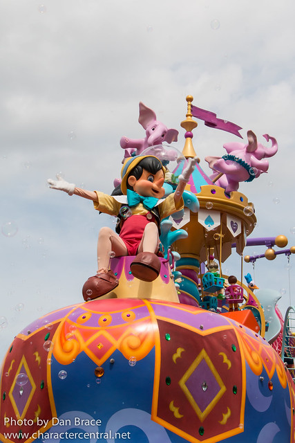 Disney Festival of Fantasy
