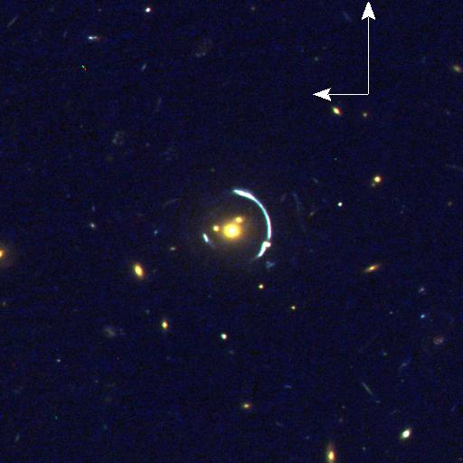 SDSSJ1206+5142ARC-Clone