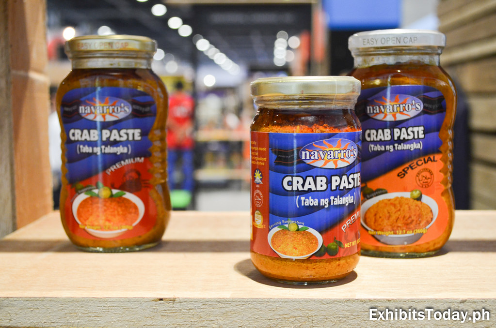 Navarro's Crab Paste