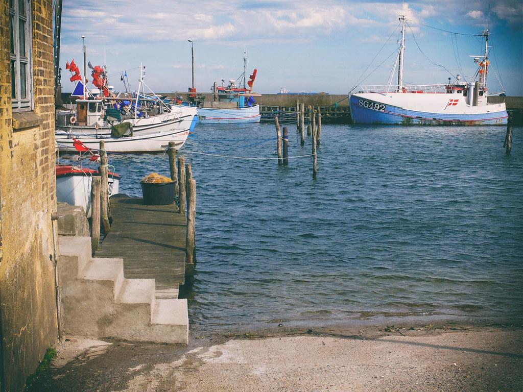 Spodsbjerg Havn