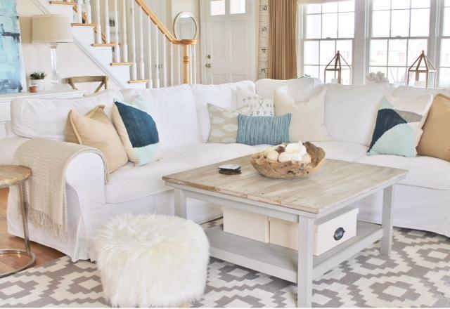 Sea Inspired Home Decor