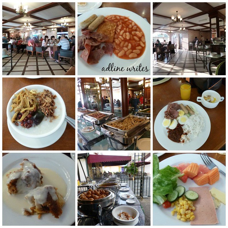 Breakfast buffet @ Colmar Tropicale