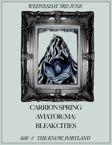 6/3/15 CarrionSpring/Aviator/BleakCities