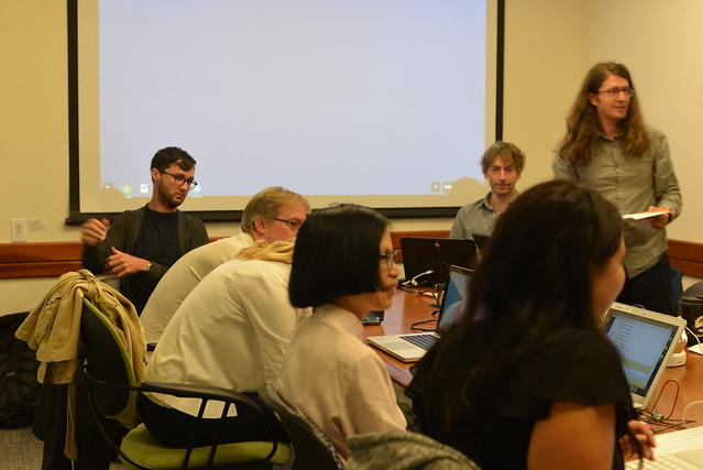 2016 Digital Humanities at Berkeley Summer Institute