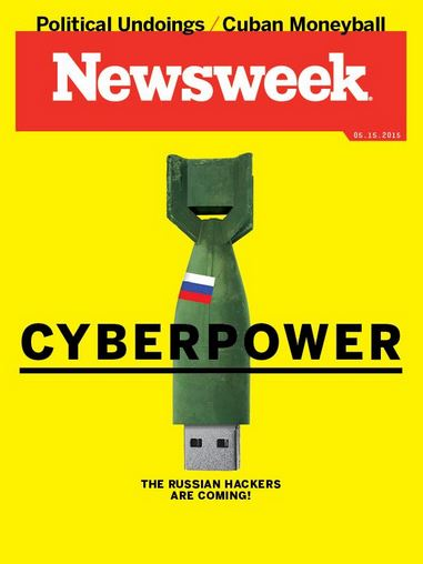 newsweek cyberpower