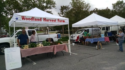 The Greenbelt Farmers Market, May 10, 2015