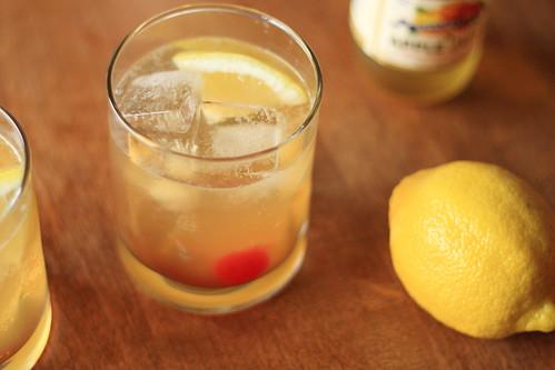 Amaretto Bourbon Punch 03