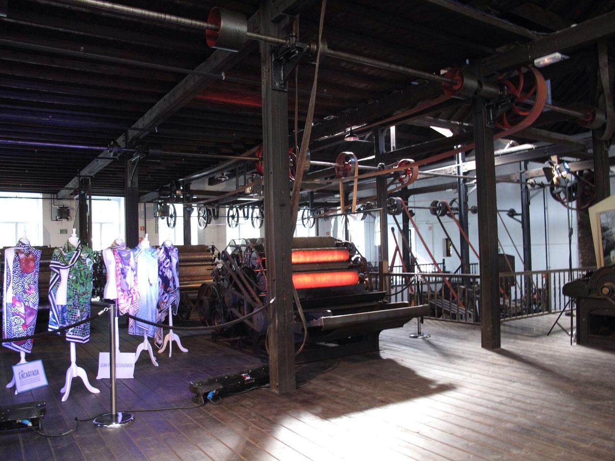 museo la encartada boinas_fabrica_patrimonio industrial_exposicion_mecanizado III