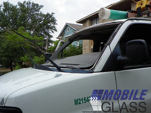 Windshield Installation by Mobile Glass