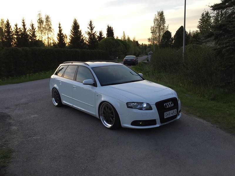 Zoml: Audi A4 B7 Avant //Mätäs Crew 18092600905_b46fca8597_c