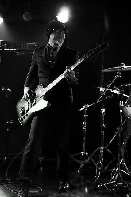 熊のジョン live at Earthdom, Tokyo, 03 Jun 2015. 155