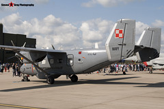 1116 - AJG001-07 - Polish Navy - PZL-Mielec M-28B1R - Waddington 110702 - Steven Gray - IMG_4463