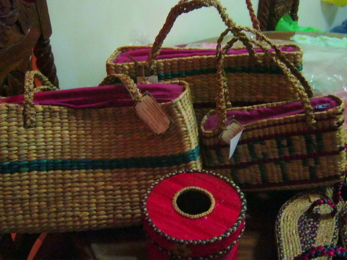 Bags From Waterlilies