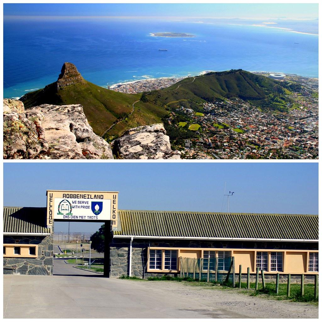Robben Island Sudafrica