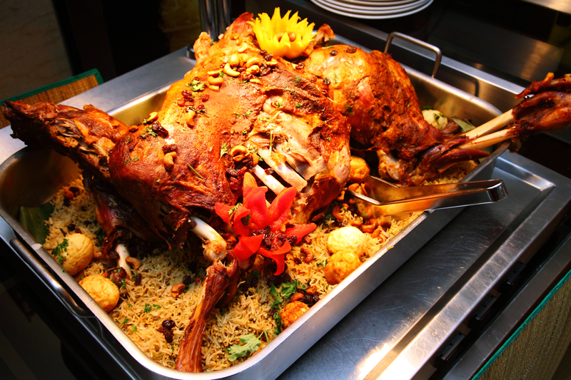 Roast-Lamb-Briyani