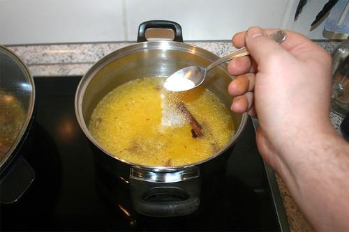 42 - Salz einstreuen / Add some salt