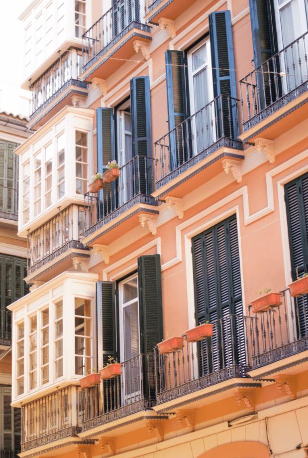 Balcones Málaga