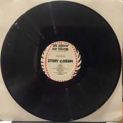 THE SHADOW BOX ORCHESTRA:STORY DRUMS(RECORD SIDE-A)