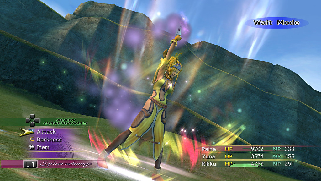 Final Fantasy X/X-2 HD Remaster on PS4