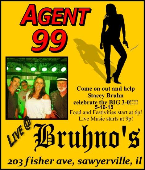 Agent 99 5-16-15