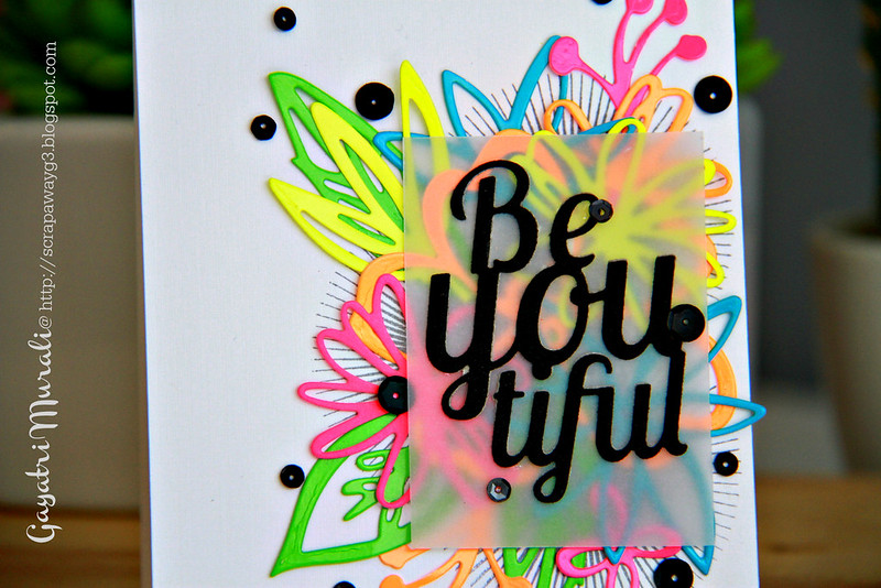 Be You tiful closeup