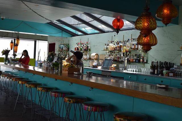Bar at Sunny Spot, Venice