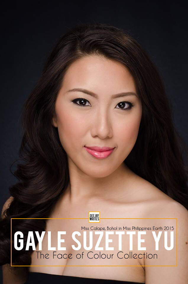 Gayle Yu for Miss Philippines Earth
