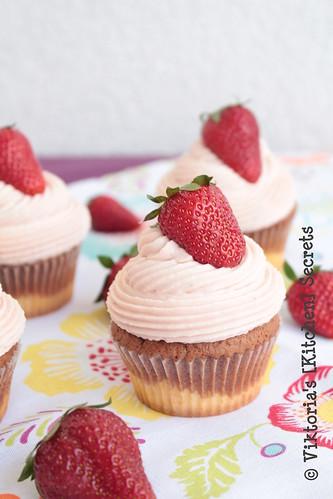 Fürst Pückler Cupcakes, Viktoria's [Kitchen] Secrets