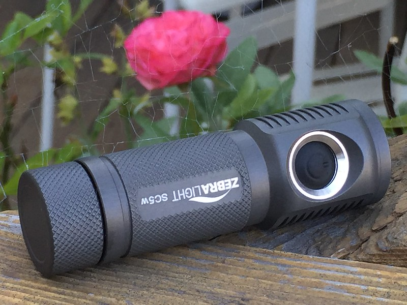 Zebralight SC5 and SC5w First Impressions - Page 9