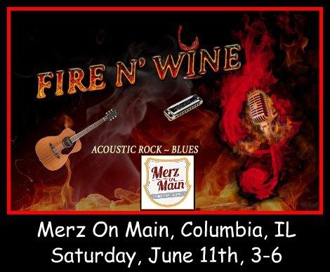 Fire N' Wine 6-11-16