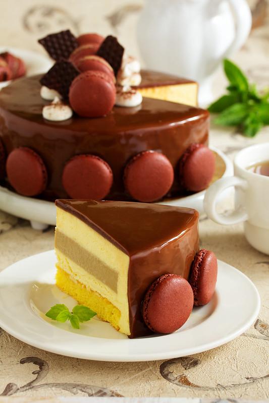 Тирамису как оформить торт